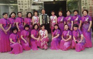 Hong Feng Ying – enestående kvindekor fra Beijing @ Johns's Hall | Frøstrup | Danmark