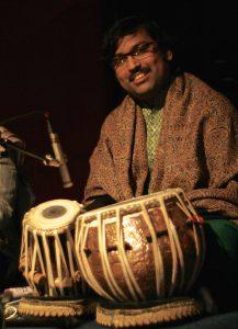 Amit og Apratim Traditionel Indisk Musik