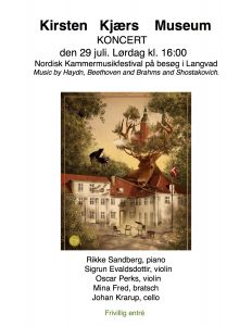 Thy Mini Kammermusikfestival