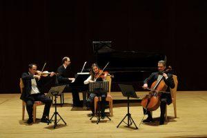 Koncert med Hristo Kazakov og Quarto Quartet @ John's Hall | Frøstrup | Danmark