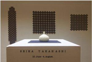Seika Takahashi, Japanese keramik