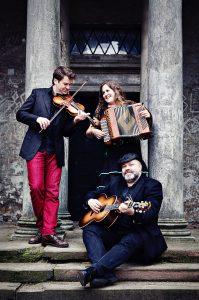 Trio Jensen, Bugge + Høirup