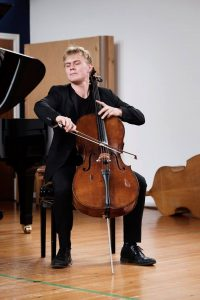 Jonathan Swensen cellokoncert