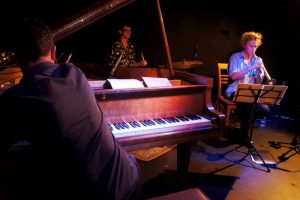 Grey Wing Trio (nordisk-australsk jazz) @ John's Hall