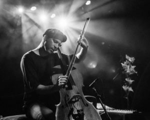 Duo/Solo Performance  COLD HAWAII dance - cello - electronic music